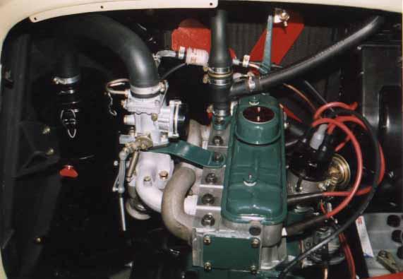 gonflage des moteurs de 4cv